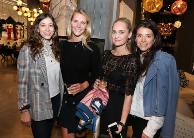 """katie nichols in Grand Opening of """"Reservoir at The Shop"""" on October 19th, 2017."""