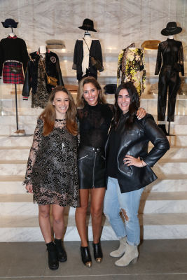 "katy lobel in Grand Opening of ""Reservoir at The Shop"" on October 19th, 2017."