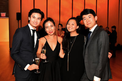 brian lei in Young Patrons Circle Gala - American Friends of the Israel Philharmonic Orchestra