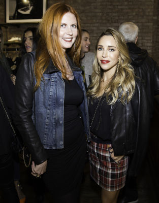 caroline mcbride in Katia Francesconi hosts The Francesconi-Tisch Charitable Fund shopping event at rag&bone in NYC, benefitting DreamYard
