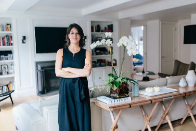What Does The Home Of An Interior Designer Look Like? Jessica Kamel Invites Us In