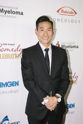 lanny joon in IMF Comedy Celebration Hosted by Ray Romano