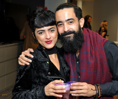 carlos dimas-martinez in SingularDTV Annual Holiday Party