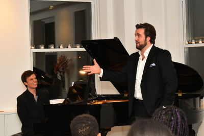 bryan jagde in Puccini with a Passion