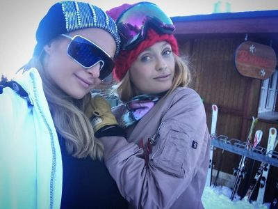 paris hilton in Every A-Lister Who Partied In Aspen This Week