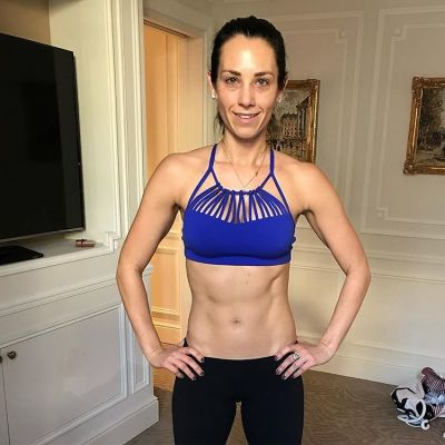 autumn calabrese in What Do Fitness Trainers Eat On A Cheat Day?