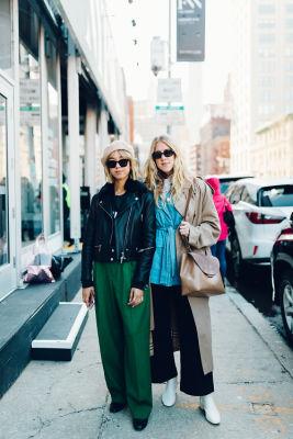 stephanie maida in Fashion Week Street Style 2018: Part 1