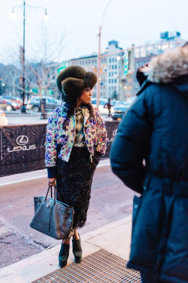 june ambrose in Fashion Week Street Style 2018: Part 2