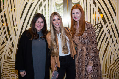 laura wetger in DECORTÉ Makeup Collection Launch Luncheon 2018