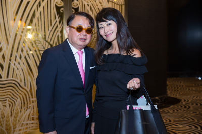 kana miyamoto in DECORTÉ Makeup Collection Launch Luncheon 2018