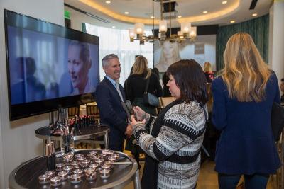tyler hieden-jones in DECORTÉ Makeup Collection Launch Luncheon 2018
