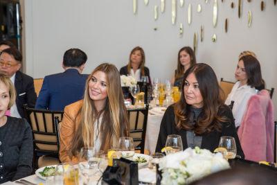 rachel anise in DECORTÉ Makeup Collection Launch Luncheon 2018