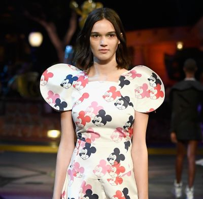 Inside Disneyland's Celeb-Filled Fashion Show With Opening Ceremony