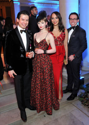 matthew coco in Frick Young Fellows Ball 2018: Best Dressed Guests