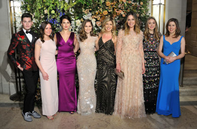 sarah flint in Frick Young Fellows Ball 2018: Best Dressed Guests