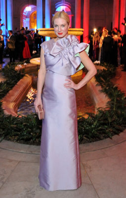 polina proshkina in The Frick Collection Young Fellows Ball 2018