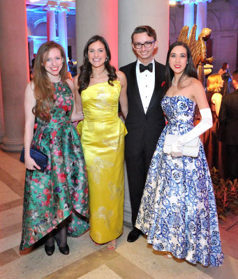 cole rumbough in The Frick Collection Young Fellows Ball 2018