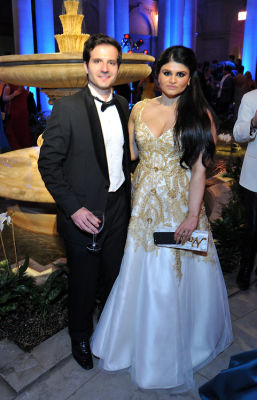 frederic khoury in The Frick Collection Young Fellows Ball 2018