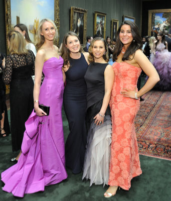 cordelia meserow in Frick Young Fellows Ball 2018: Best Dressed Guests