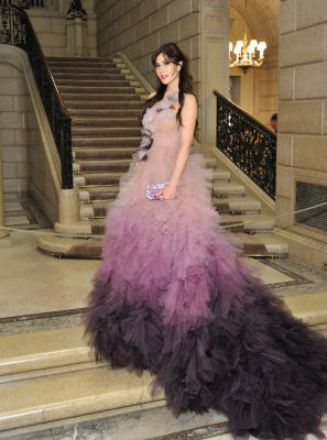 rebecca vanyo in The Frick Collection Young Fellows Ball 2018
