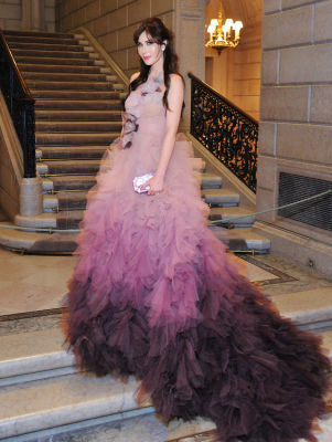 rebecca vanyo in Frick Young Fellows Ball 2018: Best Dressed Guests