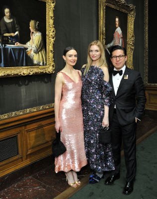 michael espiritu in The Frick Collection Young Fellows Ball 2018