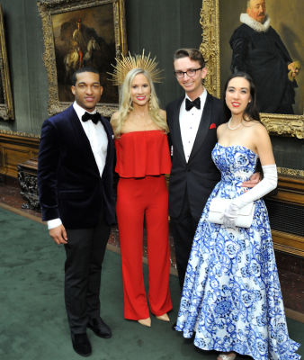 emily mohr in Frick Young Fellows Ball 2018: Best Dressed Guests