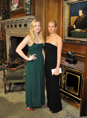 claire canavan in The Frick Collection Young Fellows Ball 2018