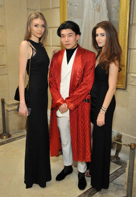 georgia rothenberg in The Frick Collection Young Fellows Ball 2018