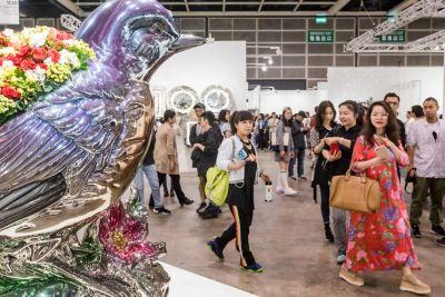 Art Basel Hong Kong: 2018 Highlights