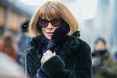 anna wintour in The 50 Most Stylish Women In New York