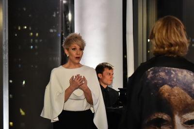 joyce didonato in Changing the World through Art:  A Cocktail and Concert with Metropolitan Opera stars, Alice Coote, Joyce DiDonato & Bryan Wagorn