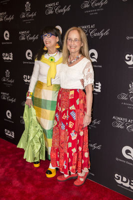 suzanne huyot-matthau in 'Always at The Carlyle' Premiere