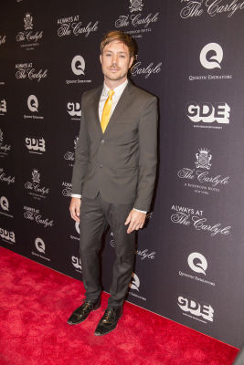 justin bare in 'Always at The Carlyle' Premiere
