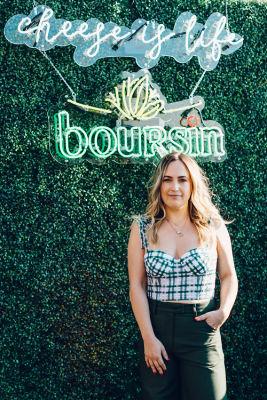 jilly hendrix in Boursin Summer Entertaining Launch