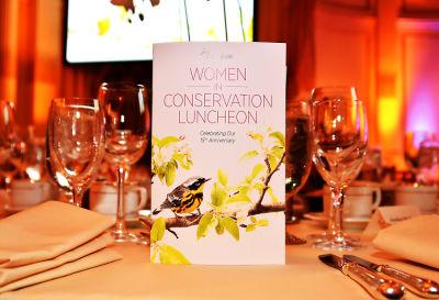 2018 AUDUBON WOMEN IN CONSERVATION LUNCHEON