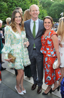 bryan ramm in The Frick Collection Spring Garden Party 2018
