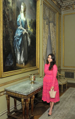 grace beitler in The Frick Collection Spring Garden Party 2018