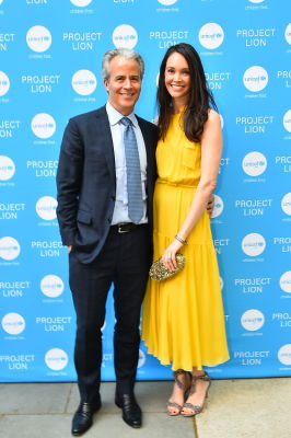 emily stackman in PROJECT LION (by UNICEF) Launch