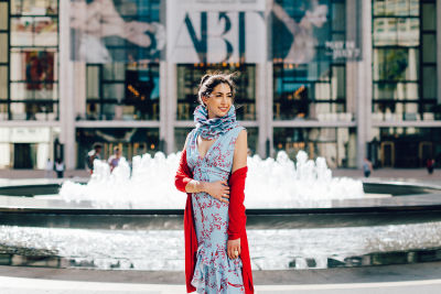 stephanie nass in The Day-To-Night Staple Fit For All Seasons