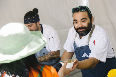 Taste of the Nation LA for No Kid Hungry
