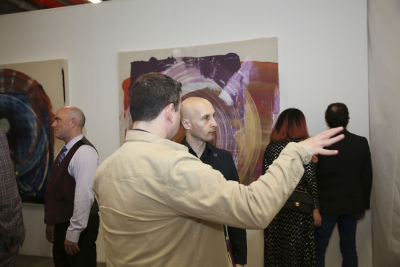 dr jennifer-guttman in Cube Art Fair Launches Its Third Edition in New York