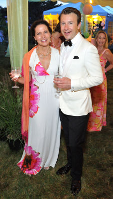 lucas hunt in East End Hospice Summer Gala 218
