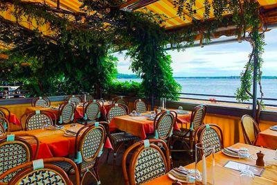 The 10 Best Al Fresco Restaurants In The Hamptons