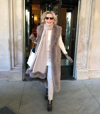 susan magrino in Meet Susan Magrino, The PR Queen Who Embodies Uptown Style