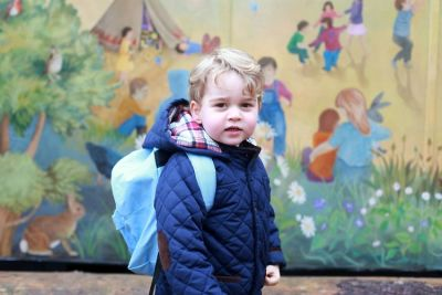 Smashing Gender Norms! Prince George Will Learn Ballet At His New $26,000-A-Year School