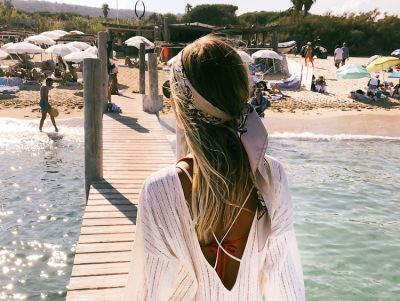 Inside Le Club 55, The Hottest Celebrity Playground In Saint Tropez