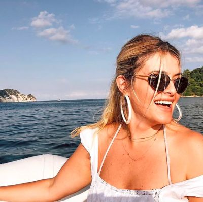 daphne oz in 18 Cool New Yorkers On The One Thing They Wish They'd Done This Summer