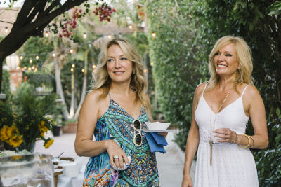 leesa rowland in Animal Ashram L.A. Cocktails and Conversation