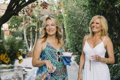 nancy hilton in Animal Ashram L.A. Cocktails and Conversation